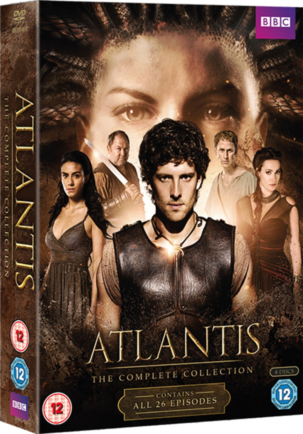 Atlantis: The Complete Collection - 2