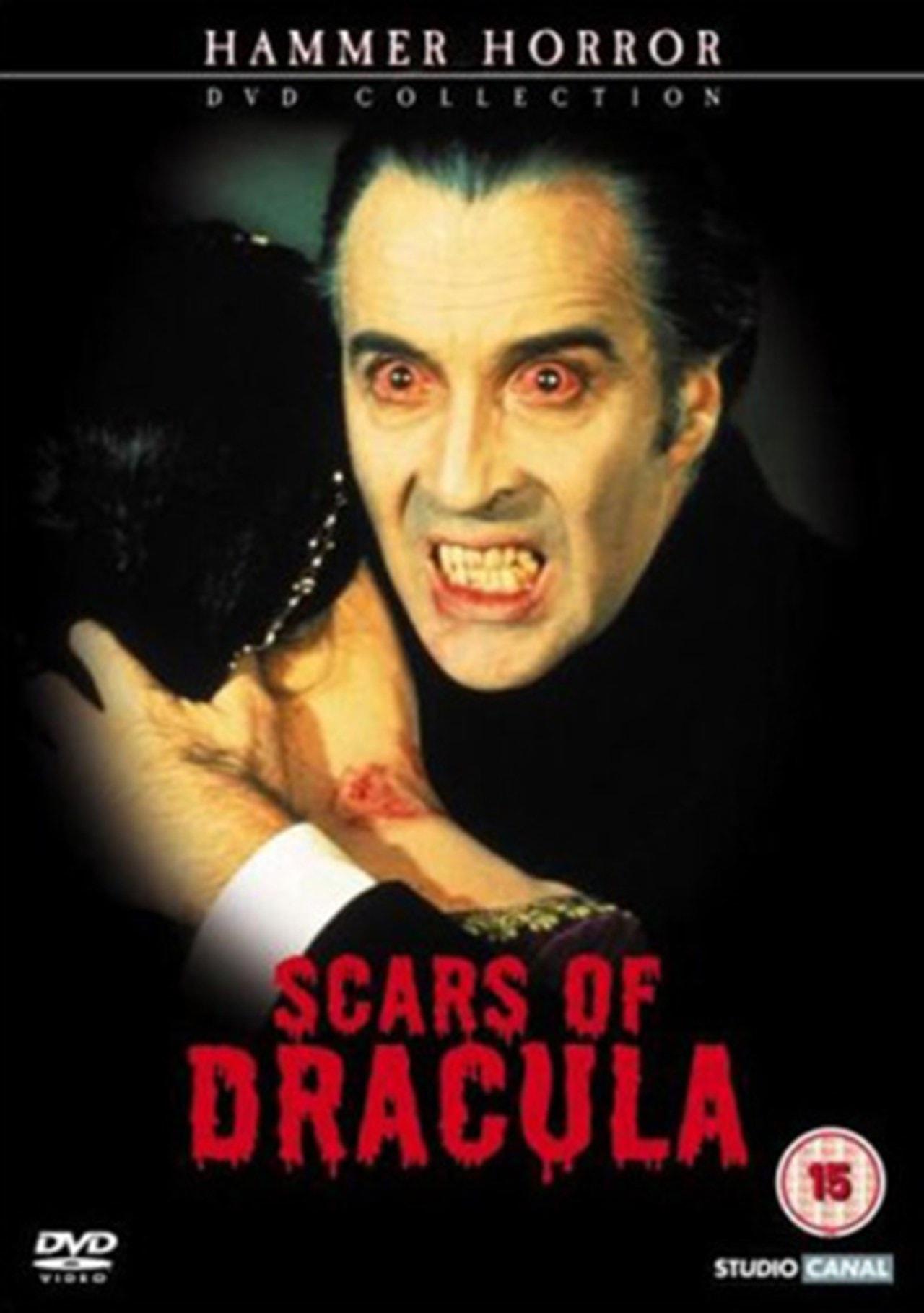 Scars of Dracula - 1
