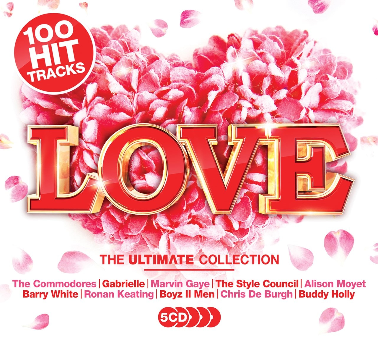Love: The Ultimate Collection - 1