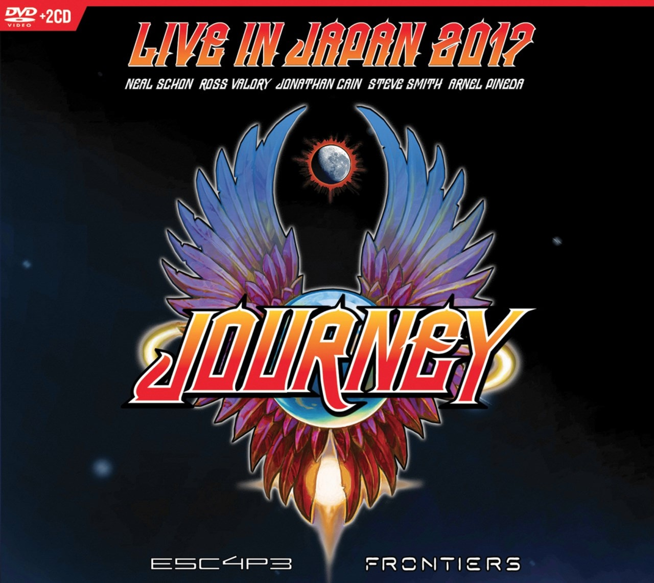 Journey: Live in Japan 2017 - Escape/Frontiers - 1