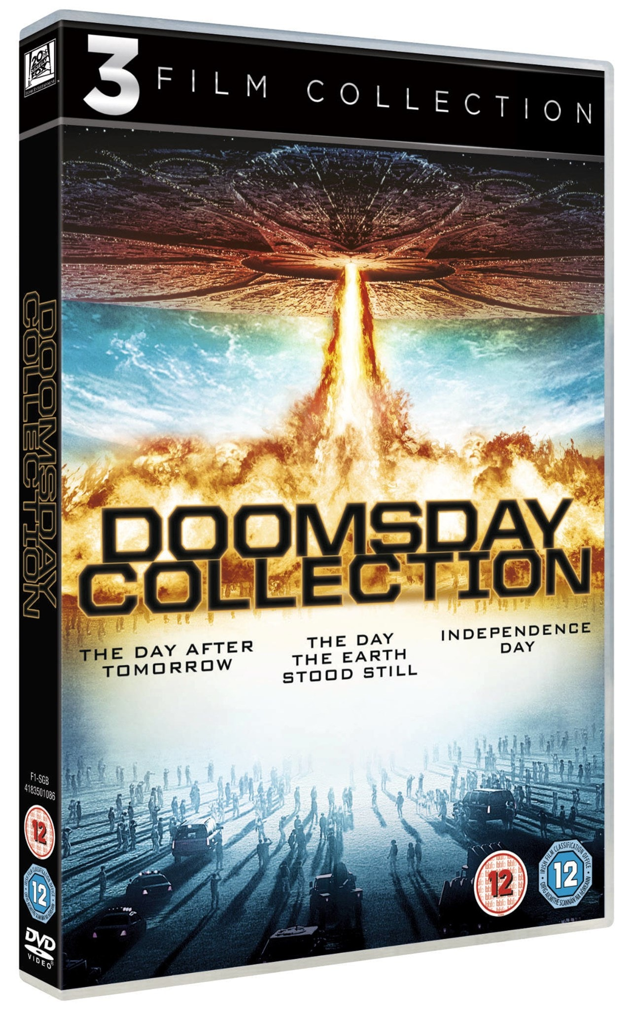 The Day the Earth Stood Still/Day After Tomorrow/Independence Day - 2