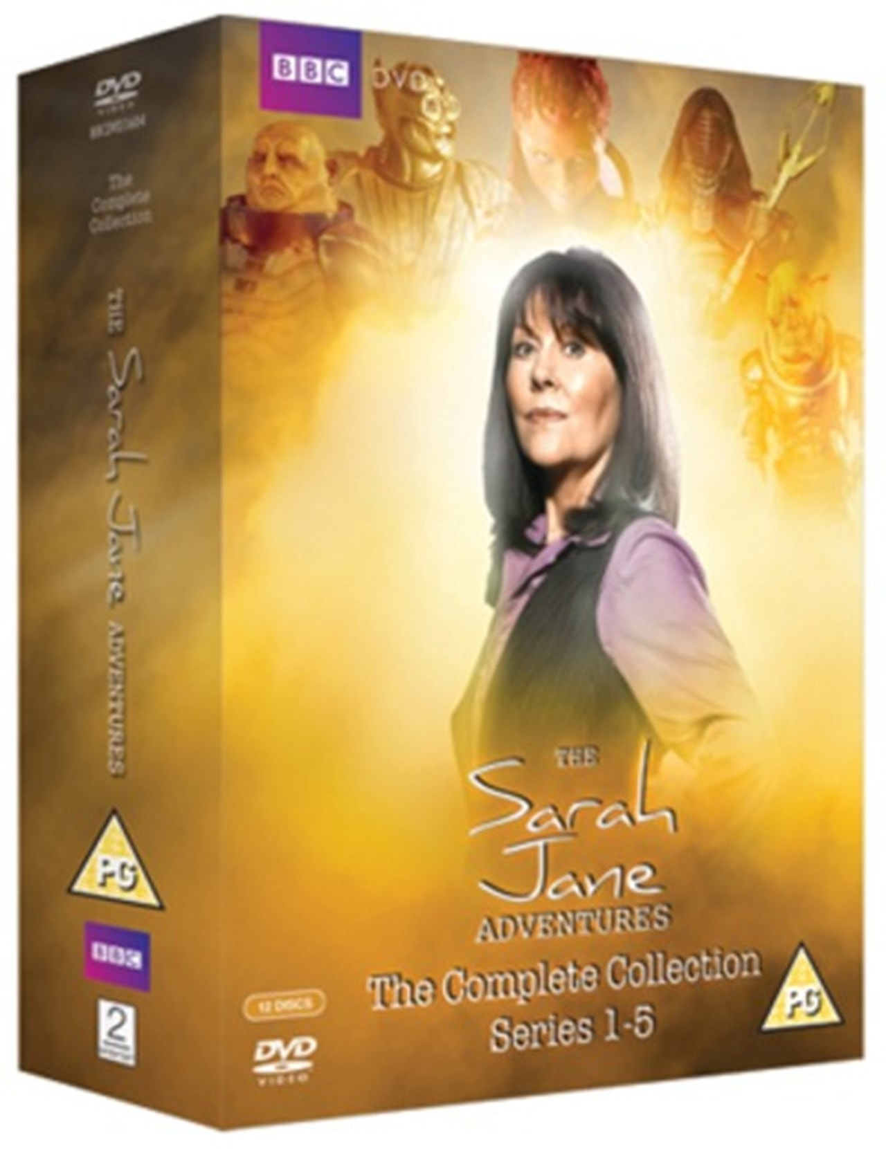 The Sarah Jane Adventures: The Complete Series 1-5 - 1