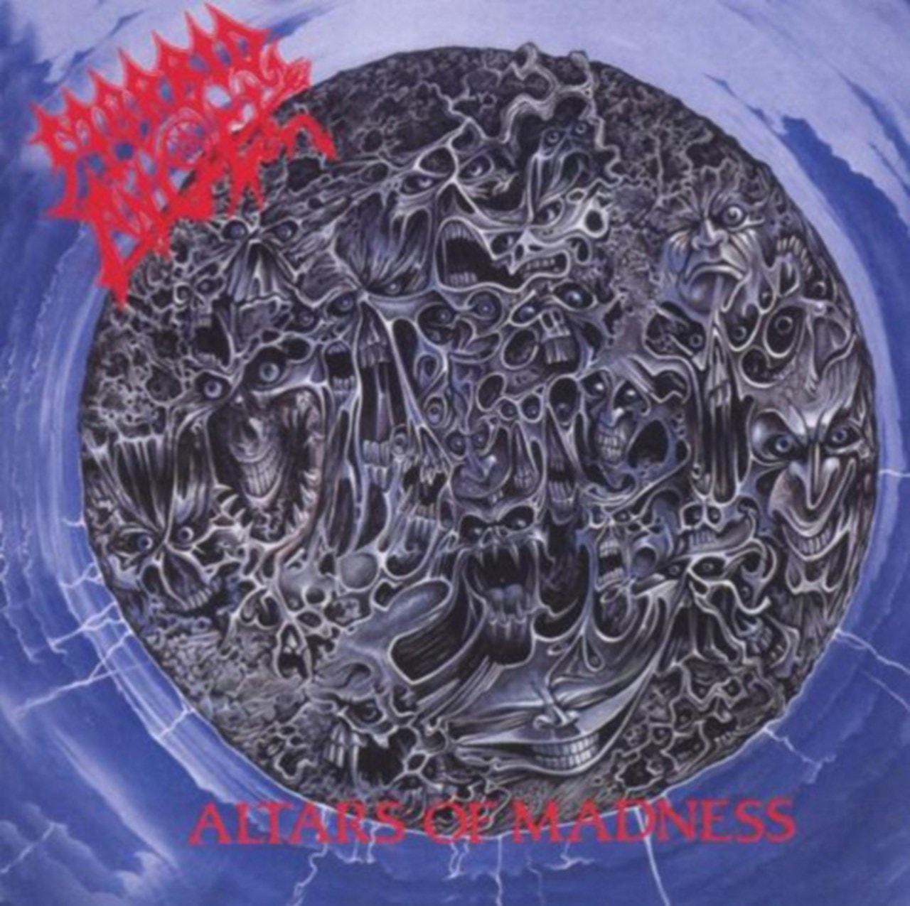 Altars of Madness - 1