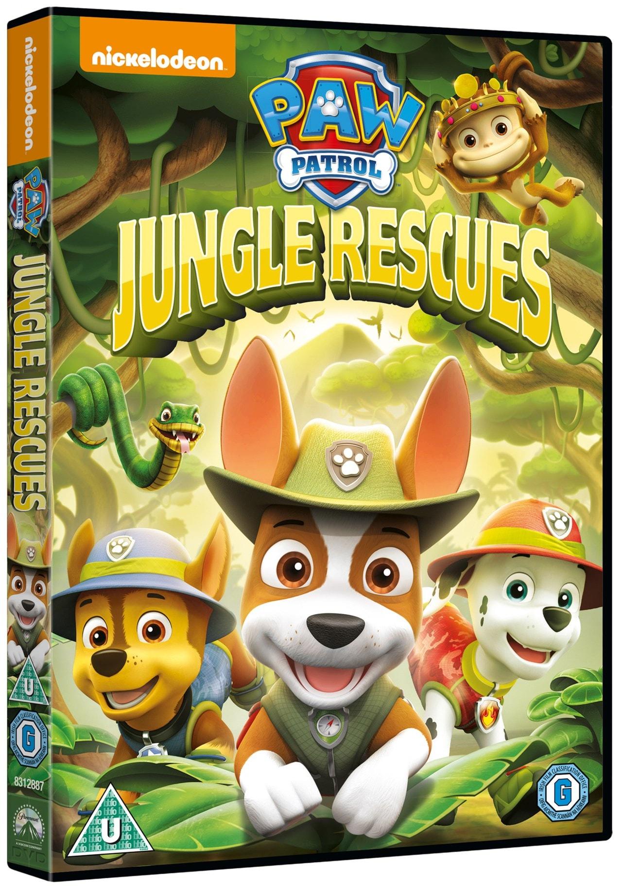 Paw Patrol: Jungle Rescues - 2