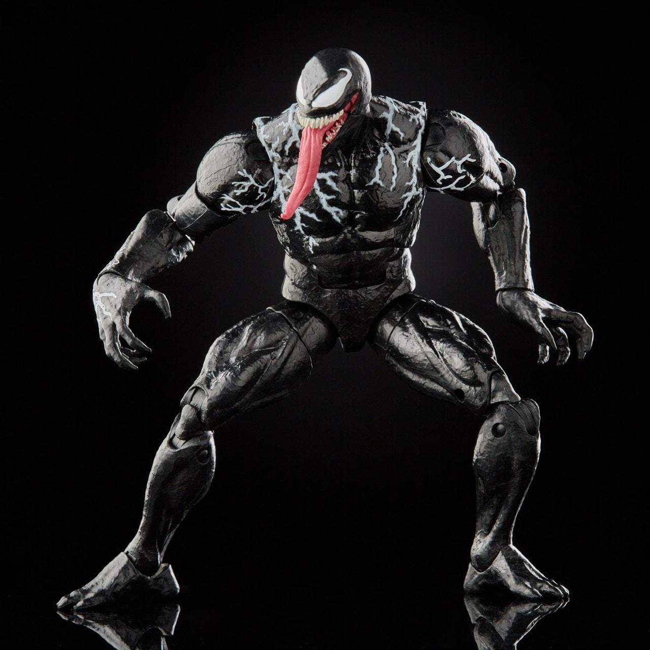 Marvel Legends: Venom Action Figure - 2