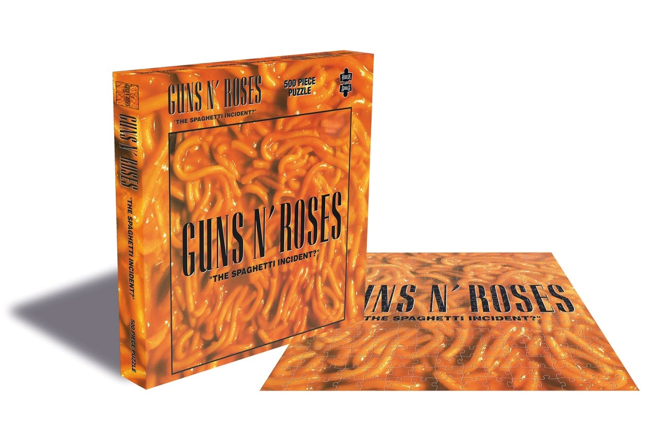 Guns N' Roses: The Spaghetti Incident - 500 Piece Jigsaw Puzzle - 1