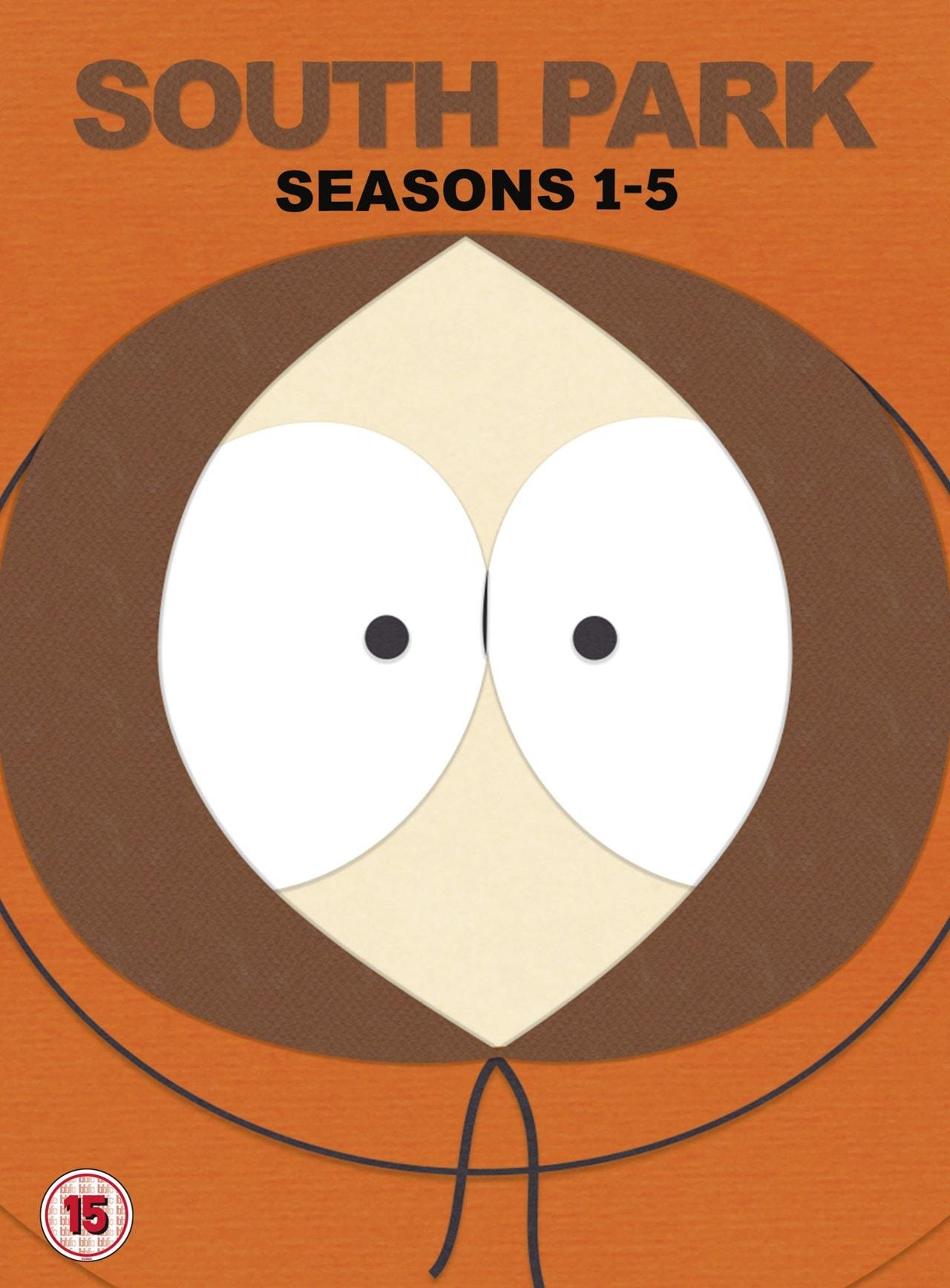 South Park: Seasons 1-5 - 1