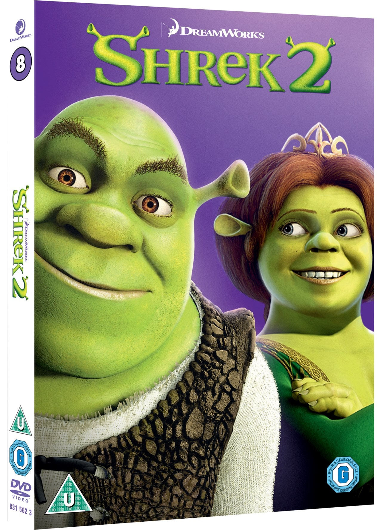 Shrek 2 | DVD | Free shipping over £20