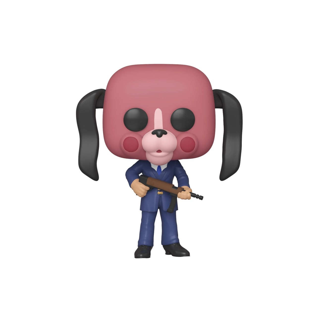 Pop Vinyl: Cha Cha With Mask (936): The Umbrella Academy - 1