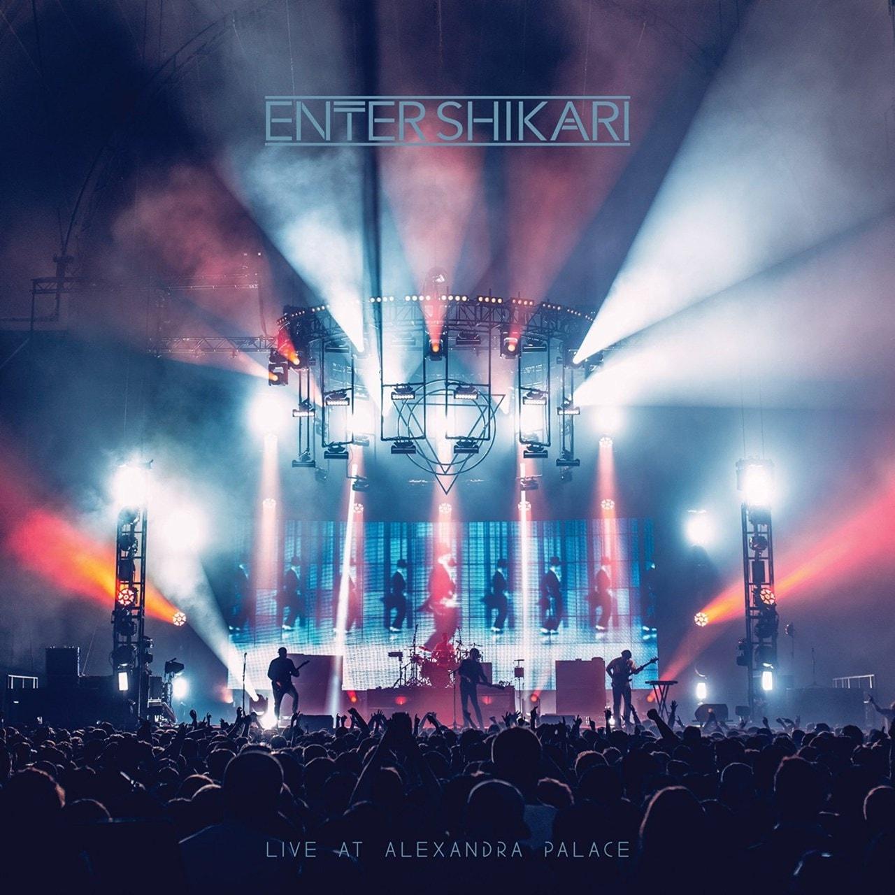 Live at Alexandra Palace - 1
