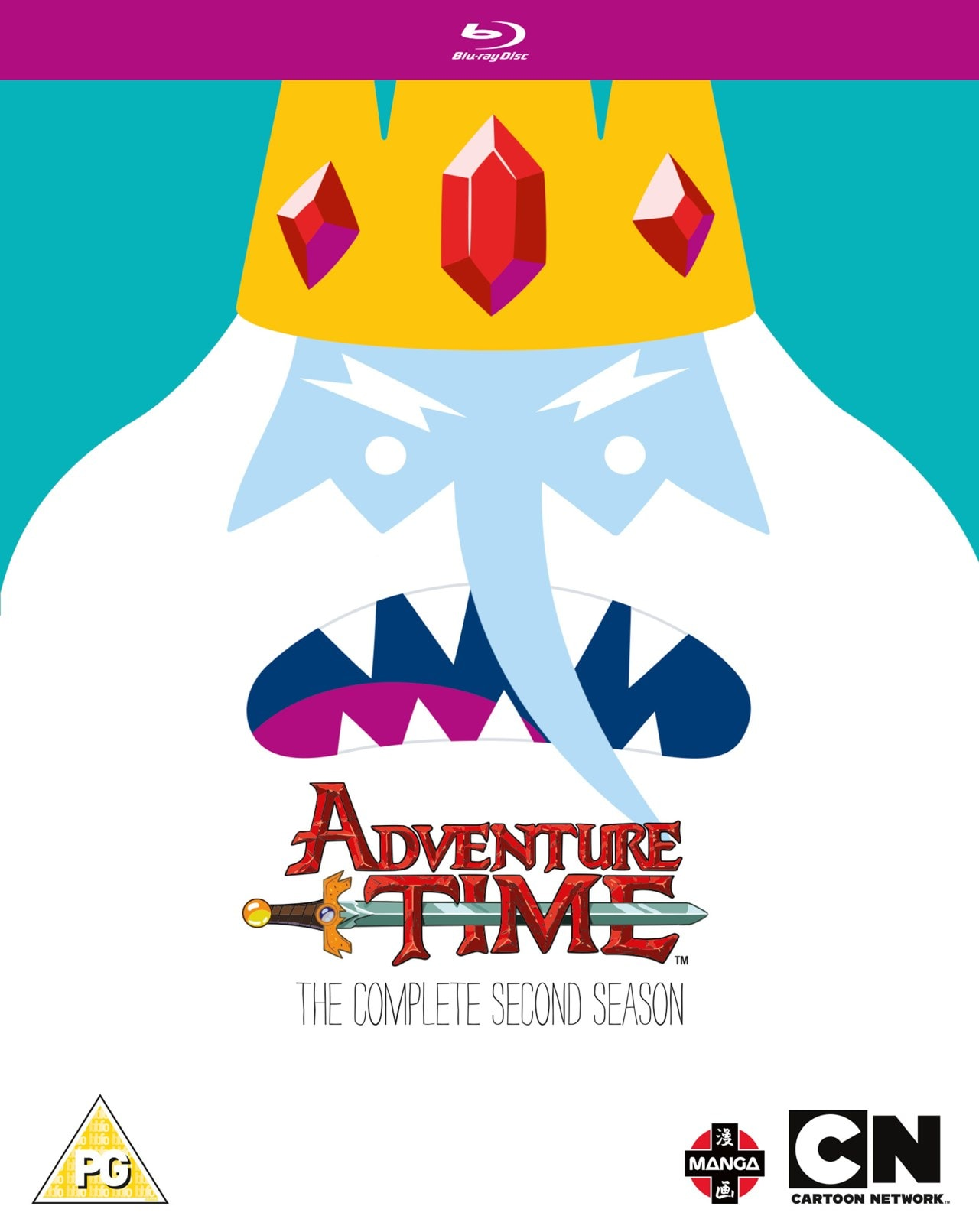 Adventure Time: The Complete Second Season - 1