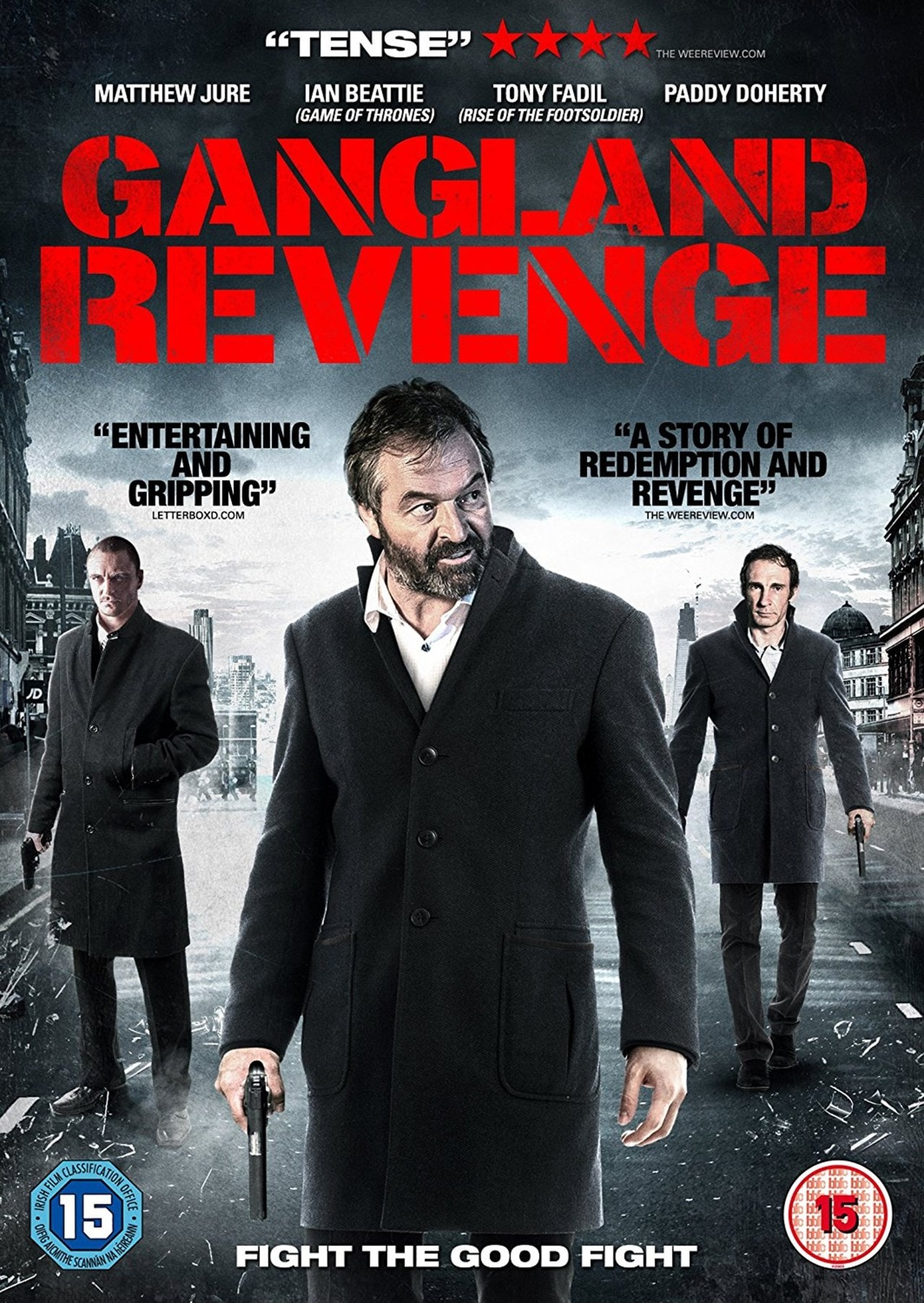 Gangland Revenge - 1