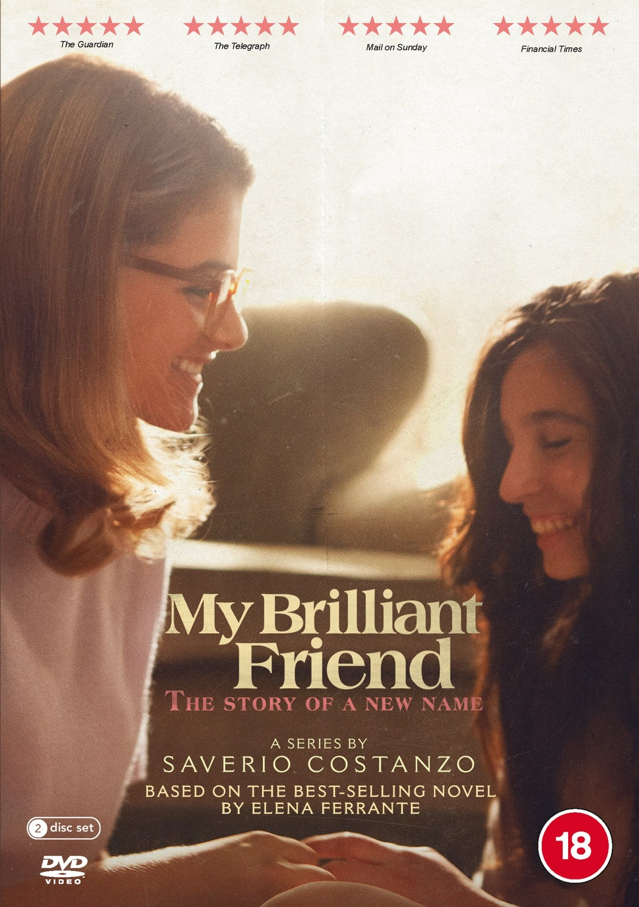 My Brilliant Friend: The Story of a New Name - 1