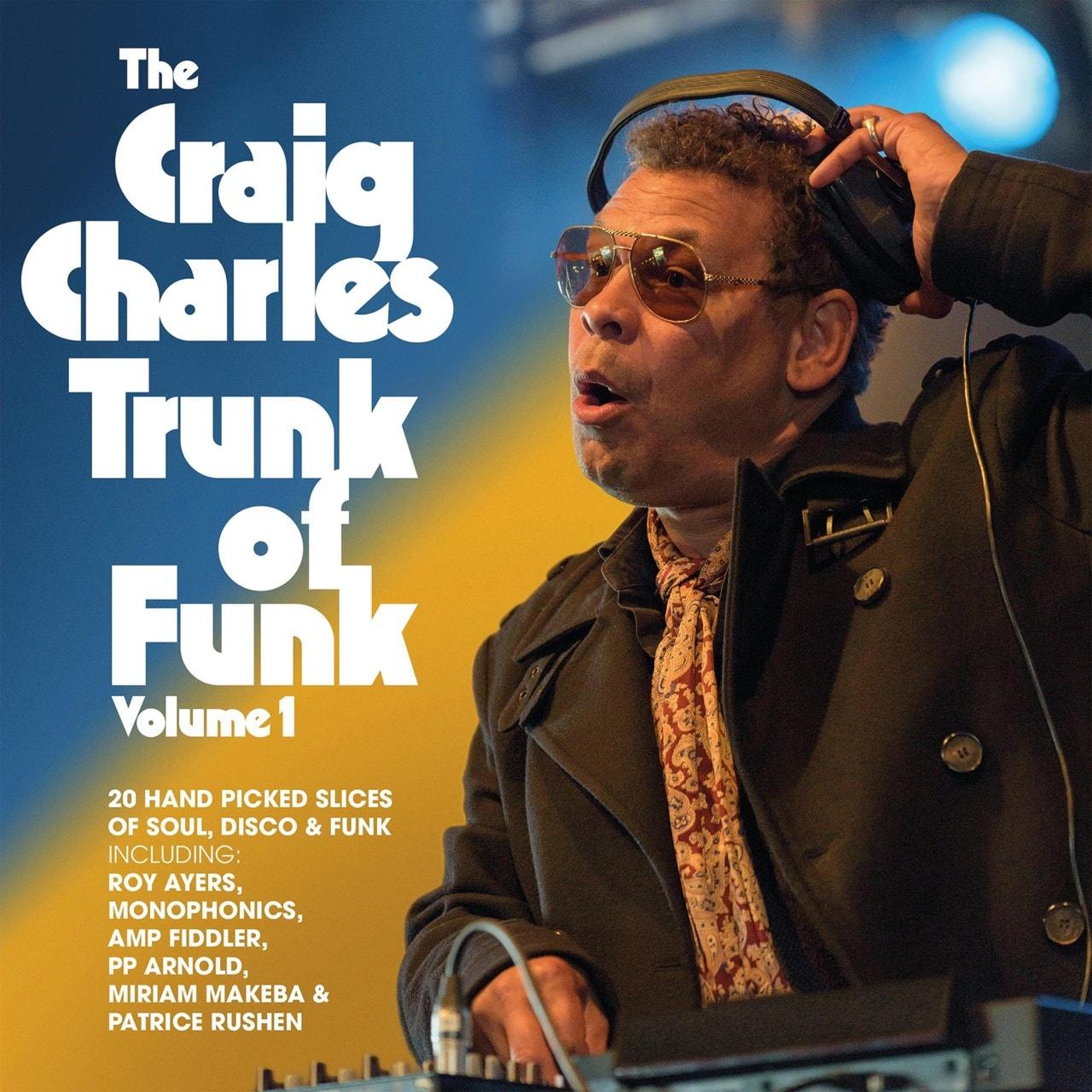 The Craig Charles Trunk of Funk - Volume 1 - 1