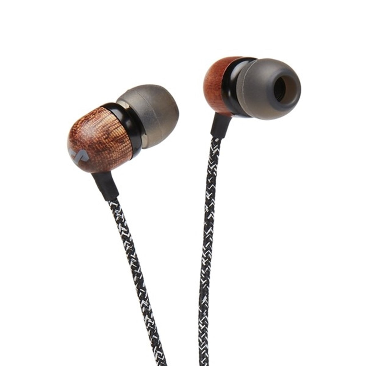 House Of Marley Smile Jamaica BT 2 Signature Black Bluetooth Earphones - 2