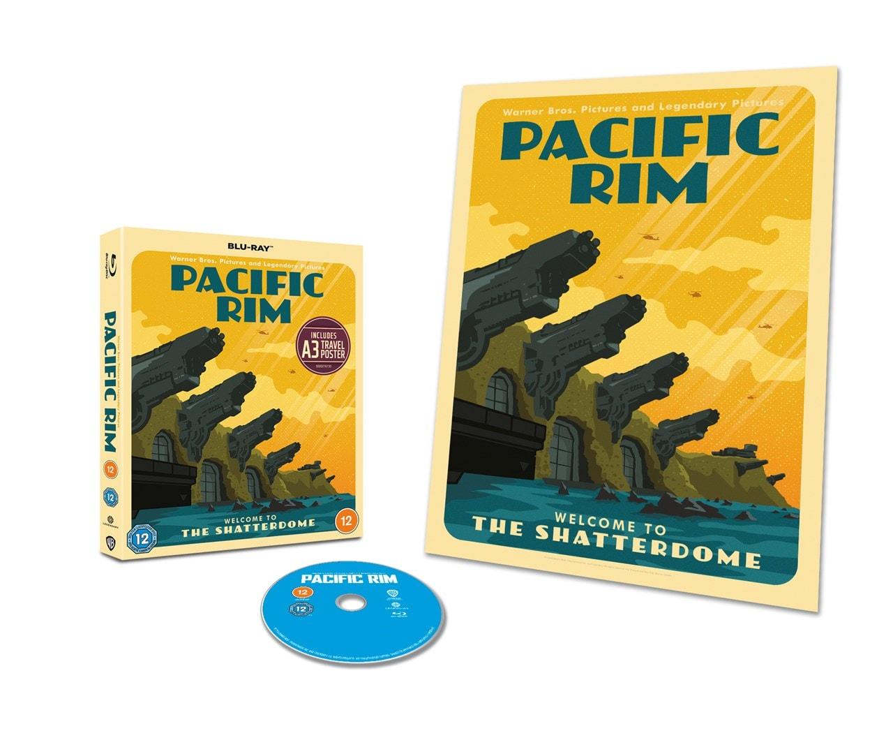 Pacific Rim - Travel Poster Edition - 1