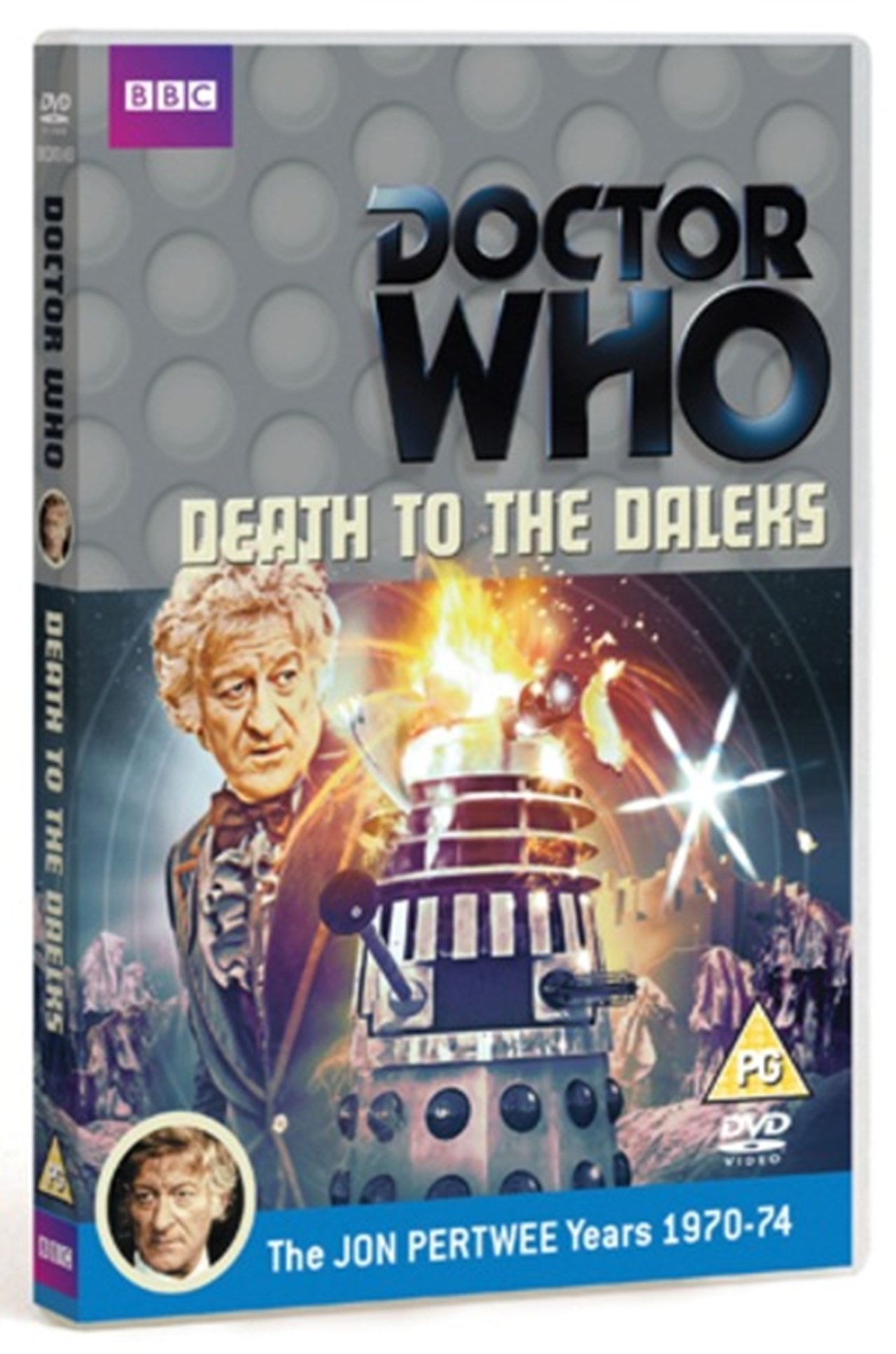 Doctor Who: Death to the Daleks - 1