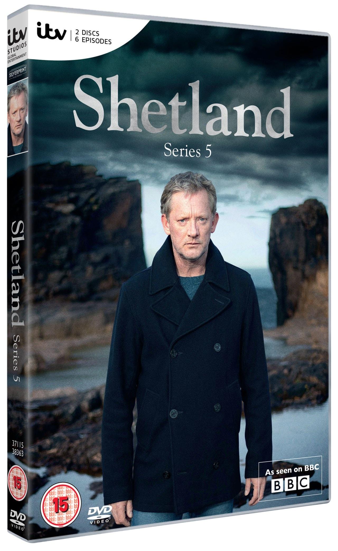 Shetland: Series 5 - 2