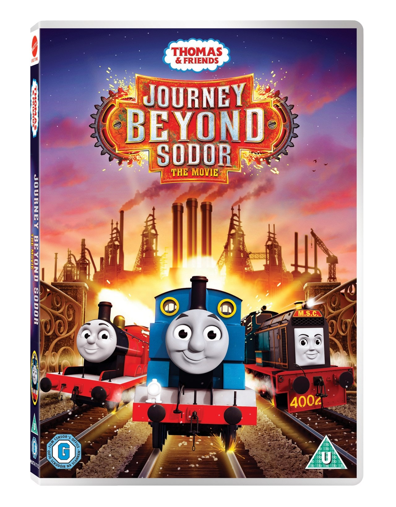 Thomas & Friends: Journey Beyond Sodor - The Movie - 2