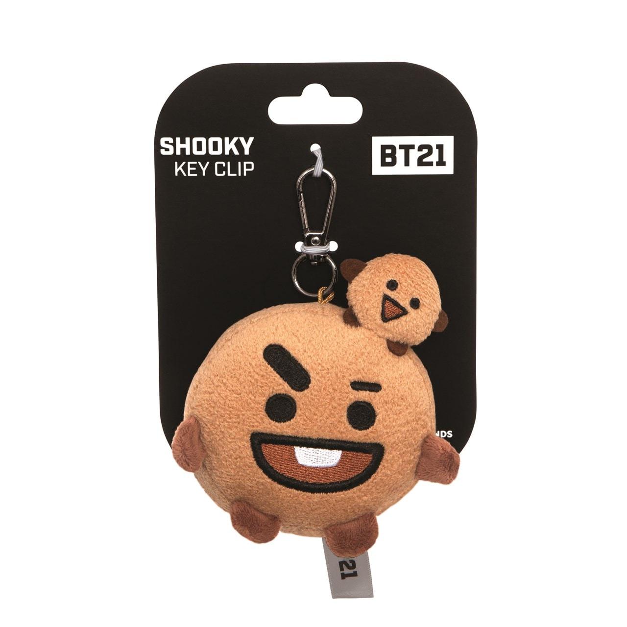 Shooky: BT21 Plush Keyring - 2
