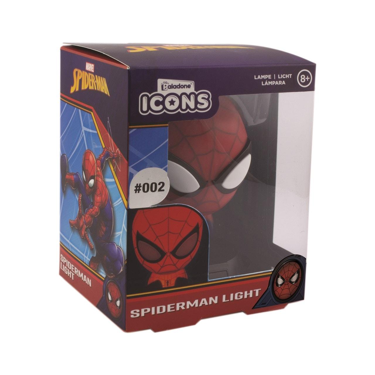 Spider-Man: Marvel Icon Light - 3