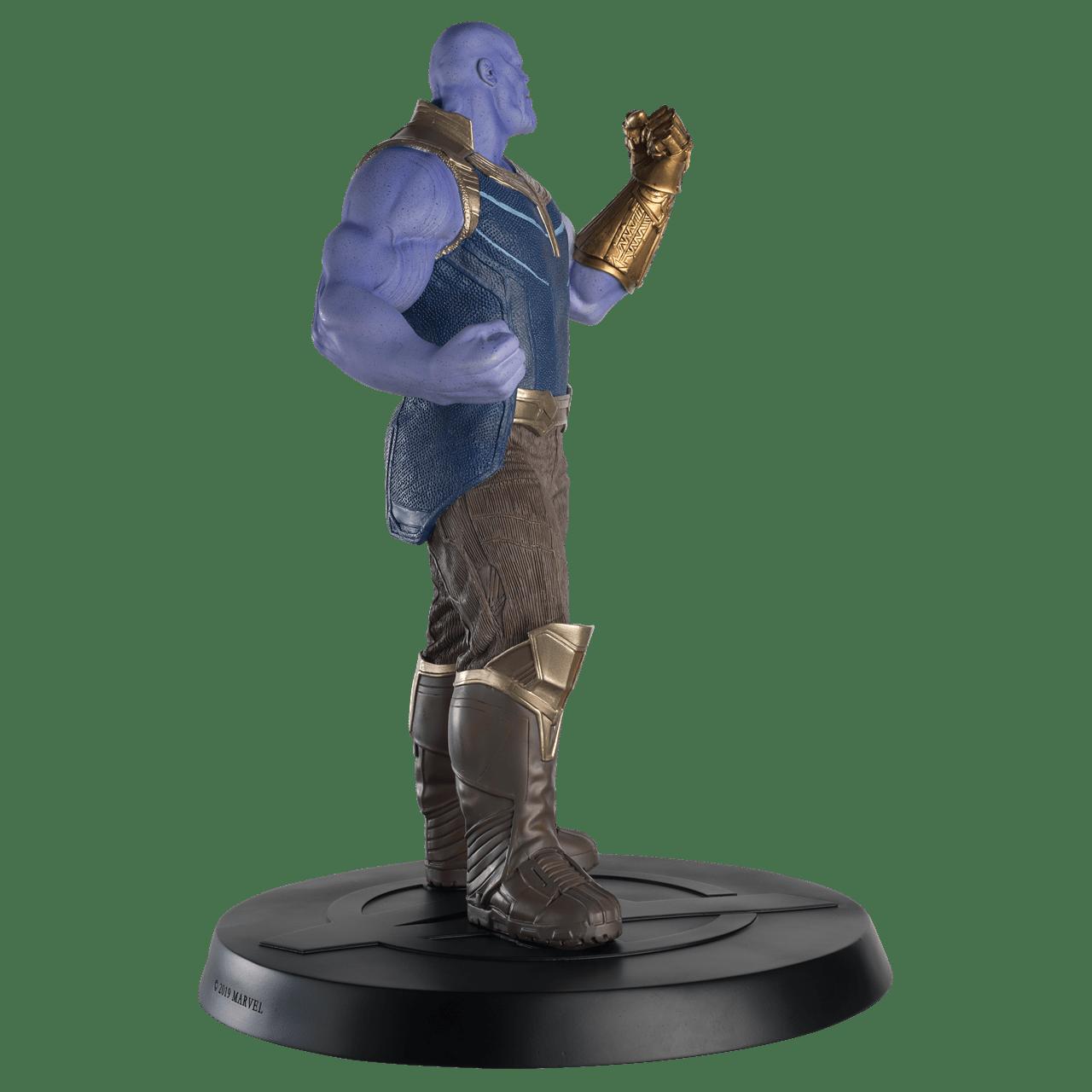 Thanos: Marvel Mega Figurine: Hero Collector - 2