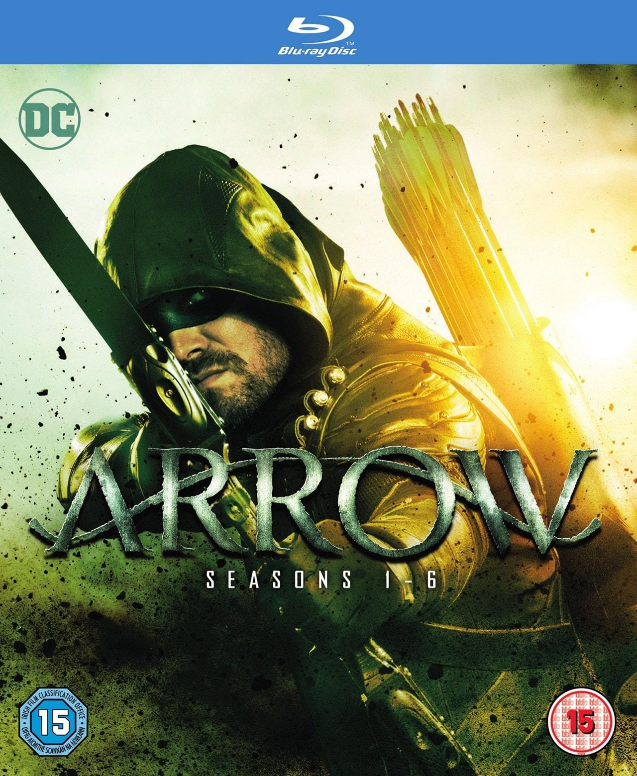 Arrow: Seasons 1-6 - 1