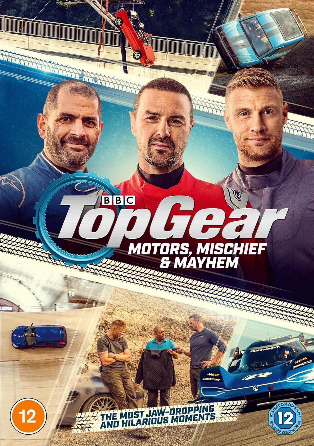 Top Gear: Motors, Mischief & Mayhem - 1