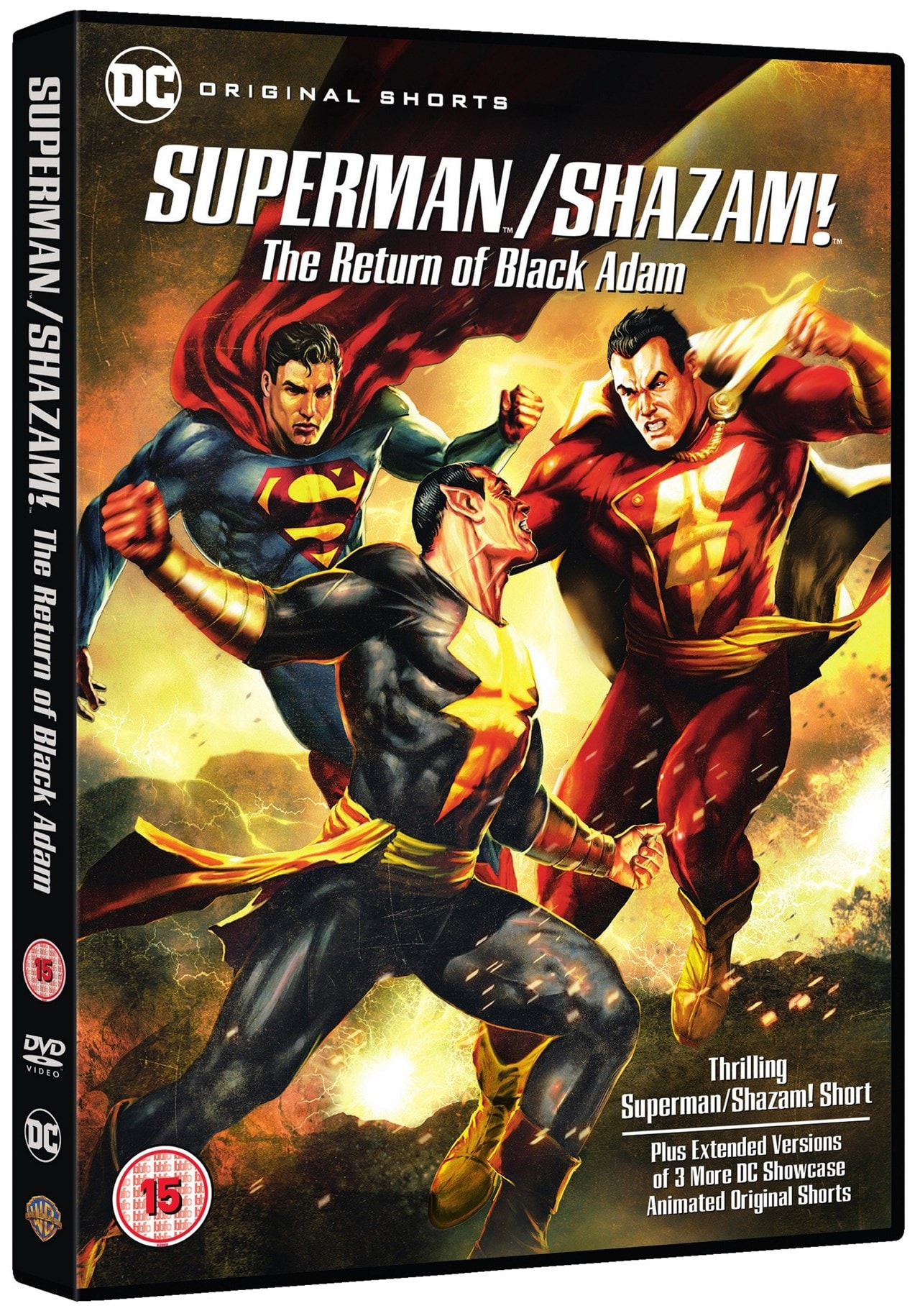 Superman/Shazam!: The Return of Black Adam - 2