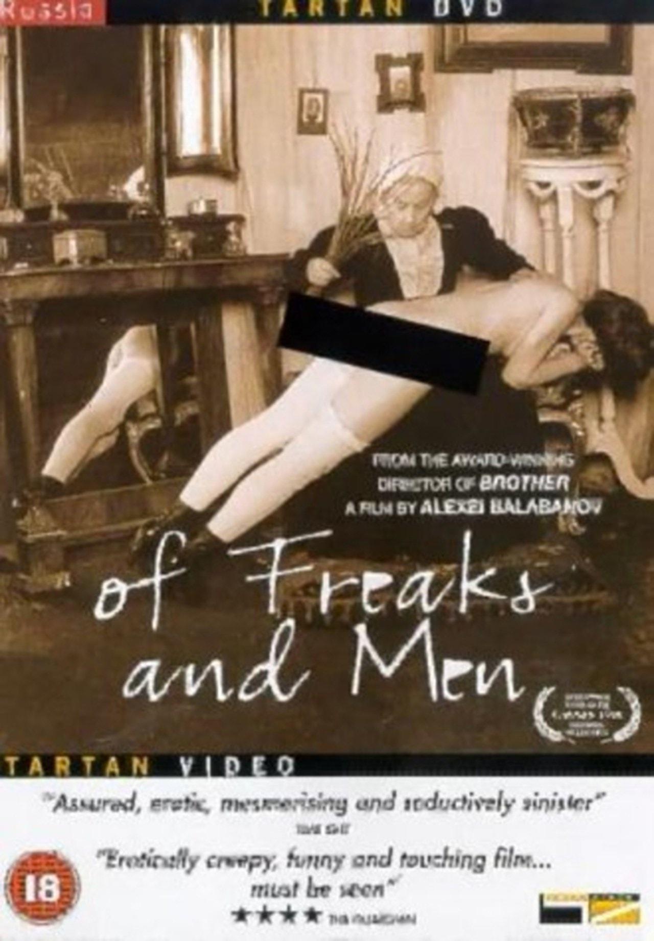 Of Freaks and Men - 1