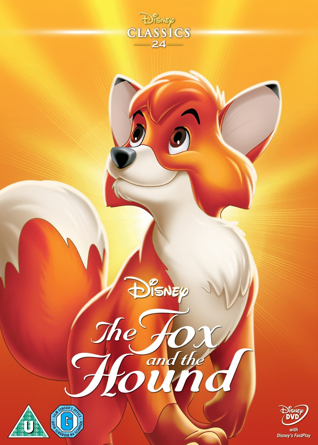 The Fox and the Hound - 1