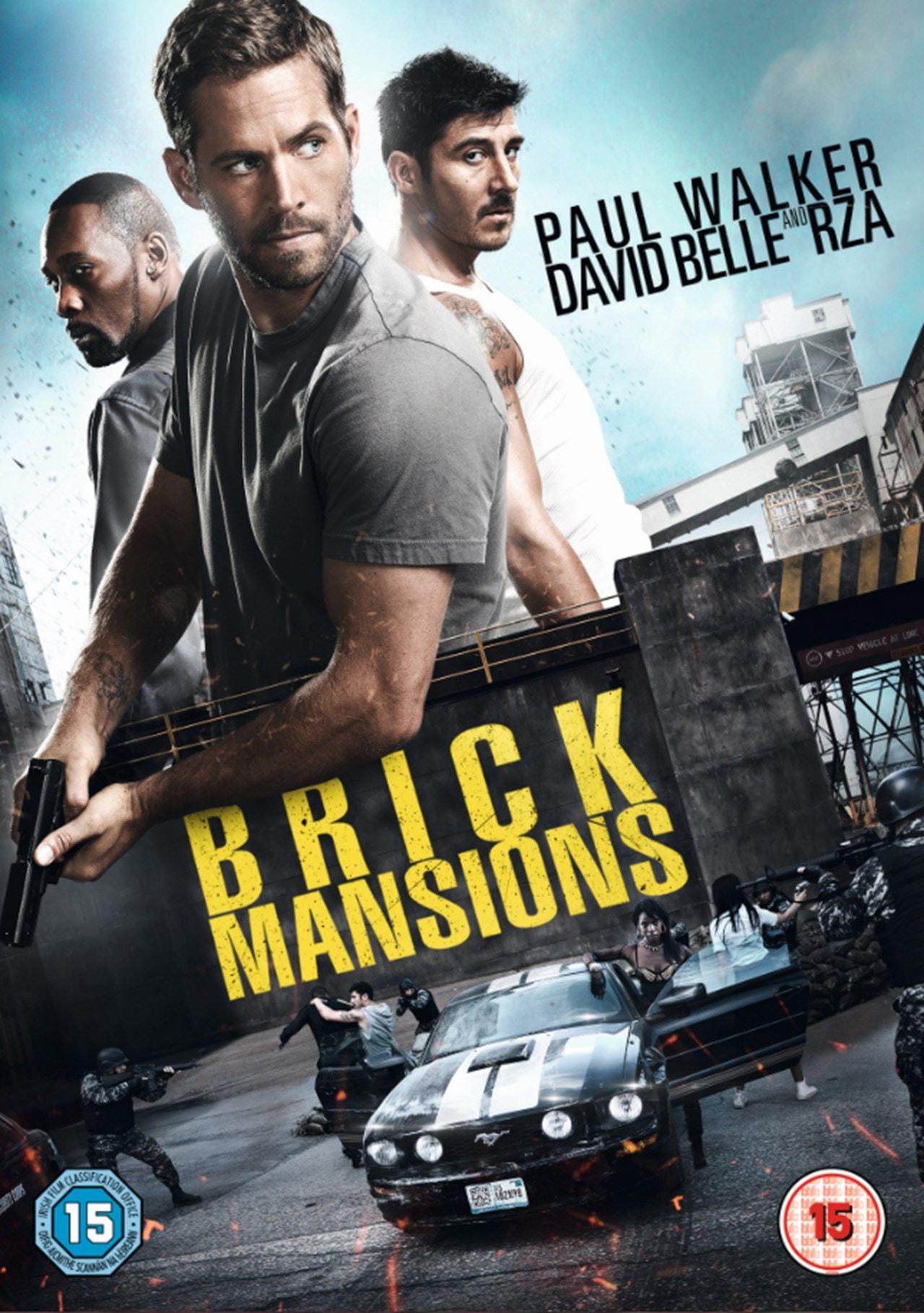 Brick Mansions - 1