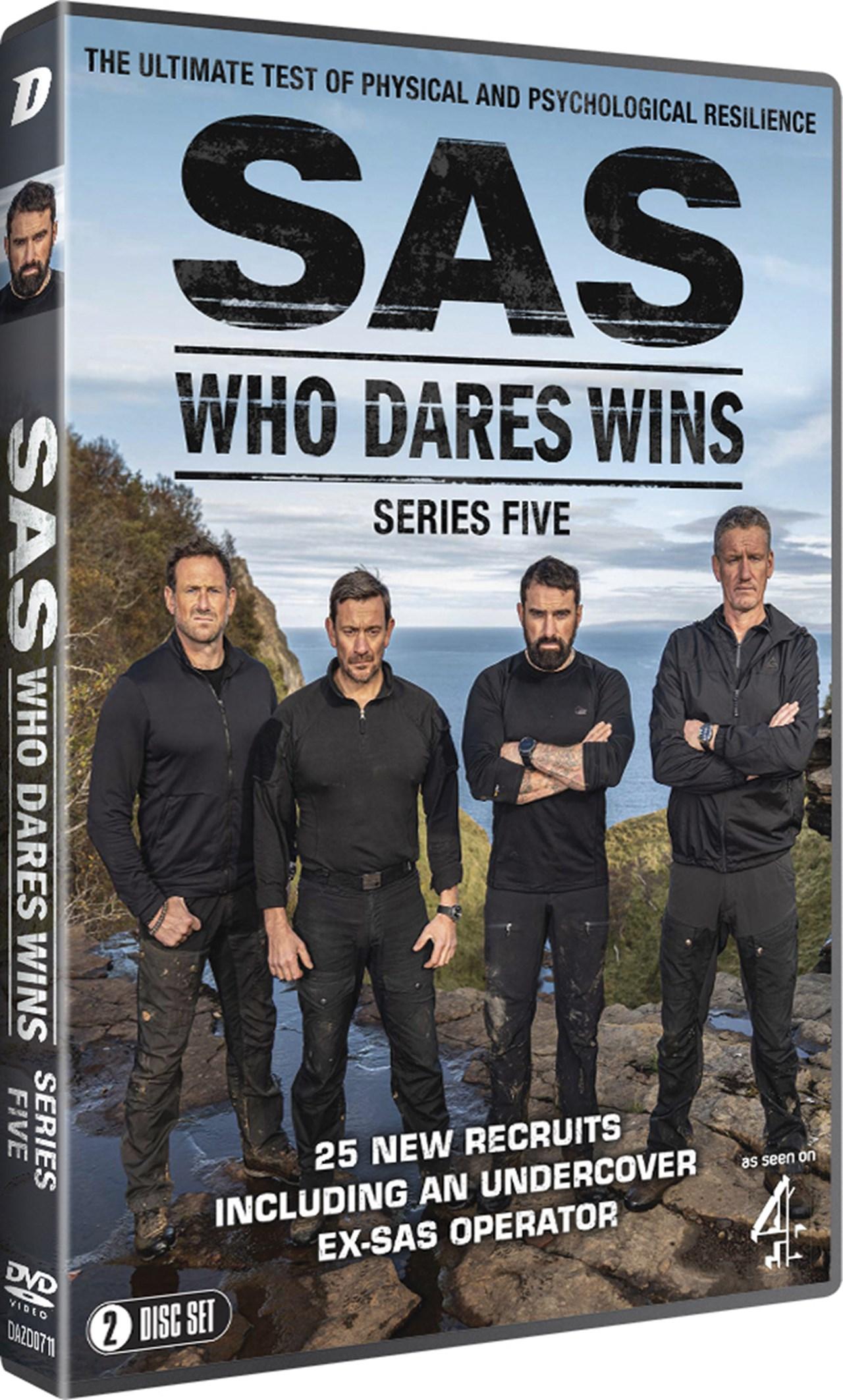 SAS: Who Dares Wins: Series Five - 2