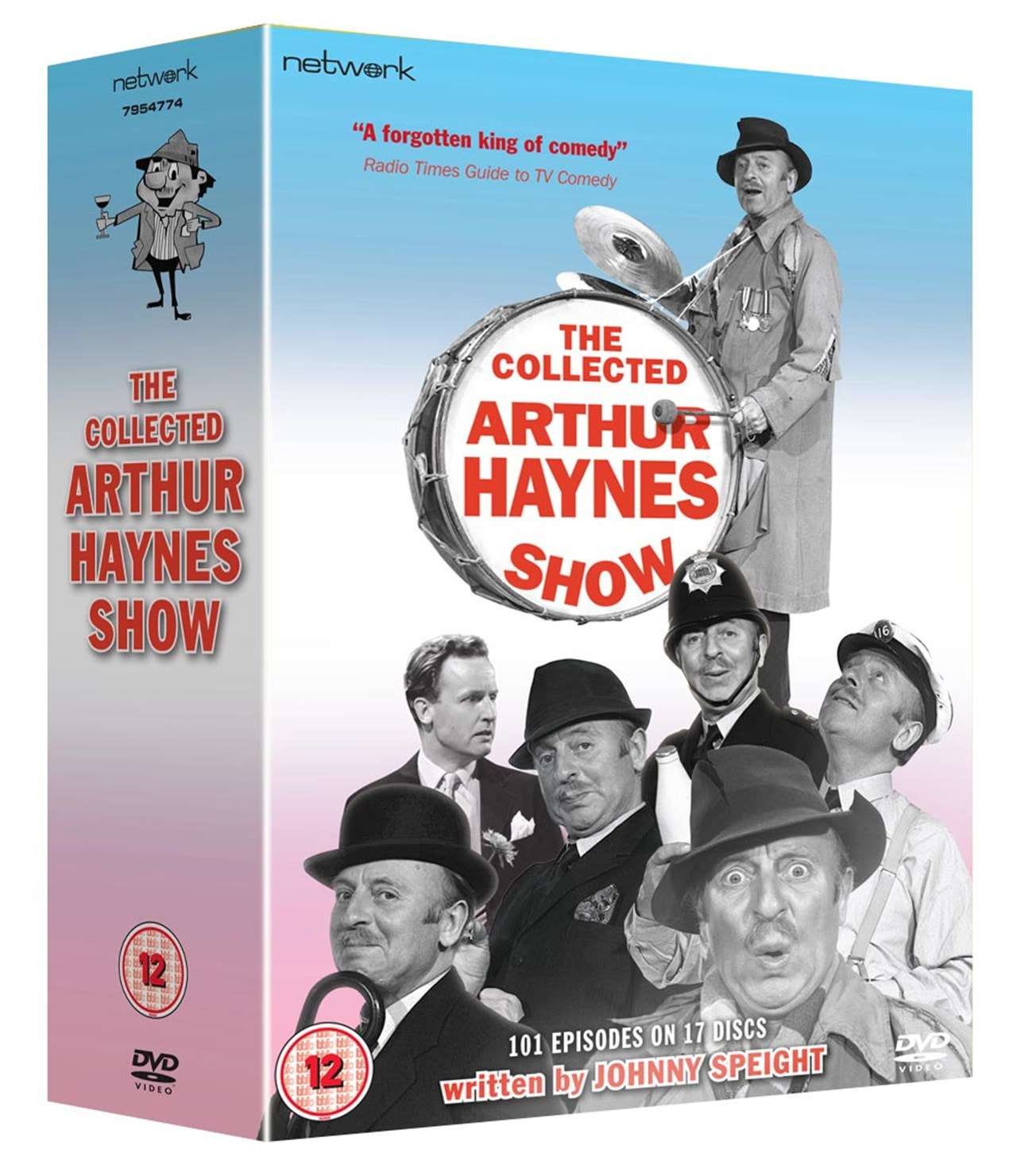 The Collected Arthur Haynes Show - 2