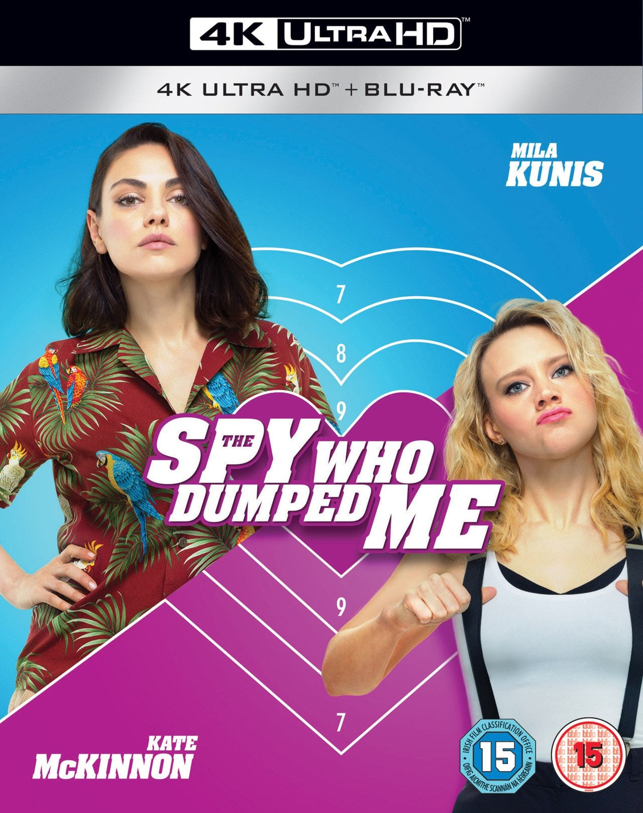 The Spy Who Dumped Me - 1