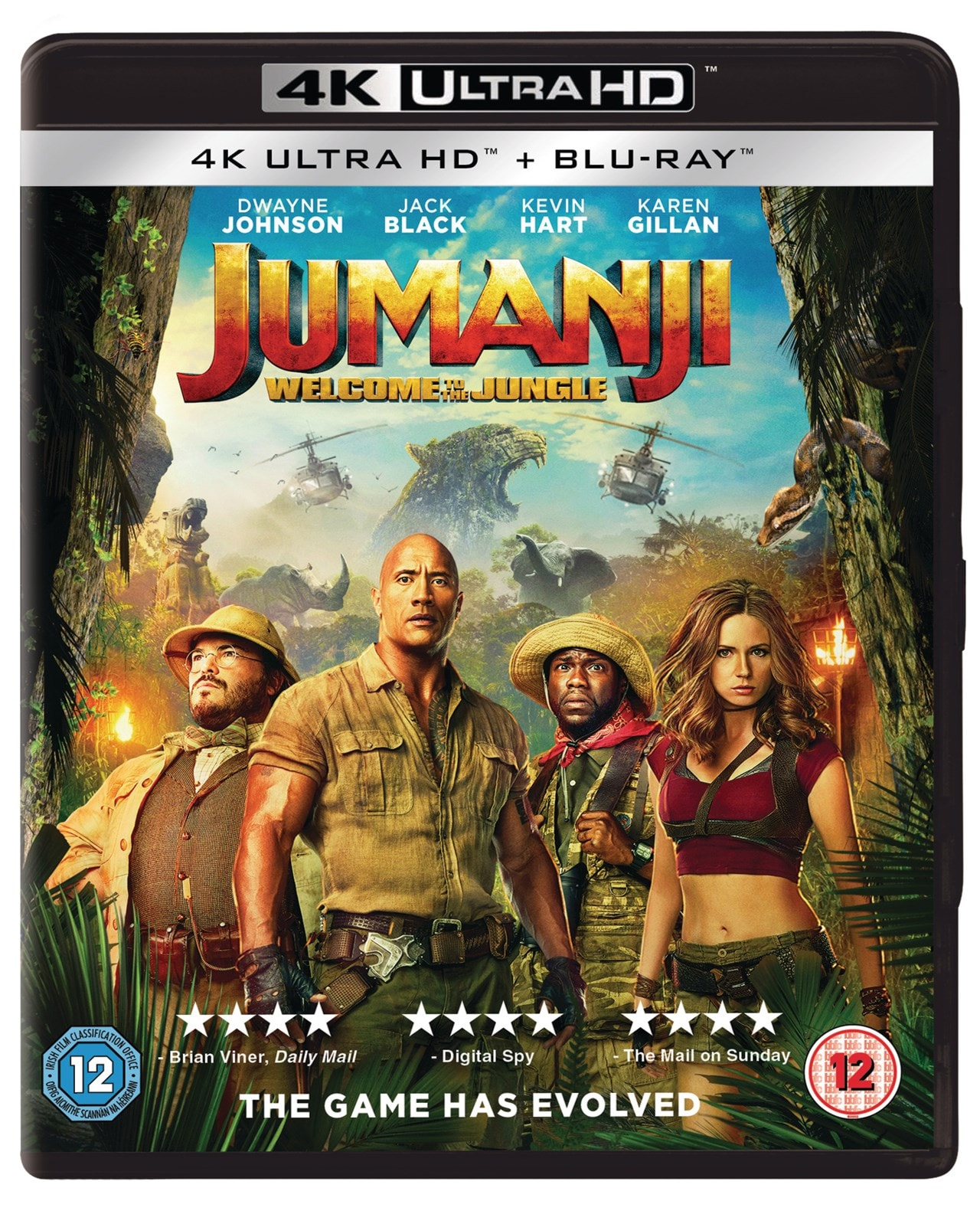 Jumanji: Welcome to the Jungle - 1