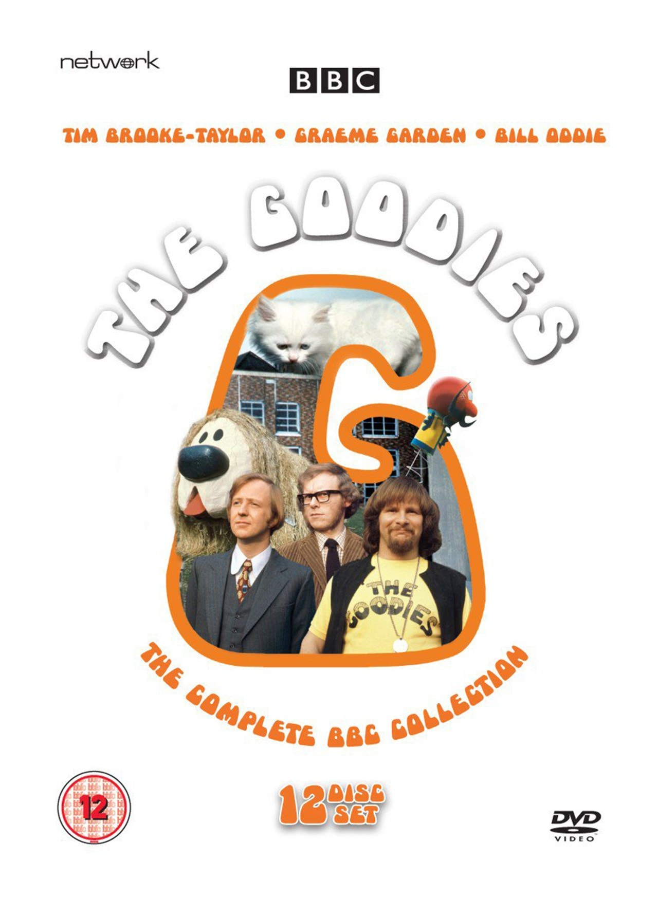 The Goodies: The Complete BBC Collection - 1