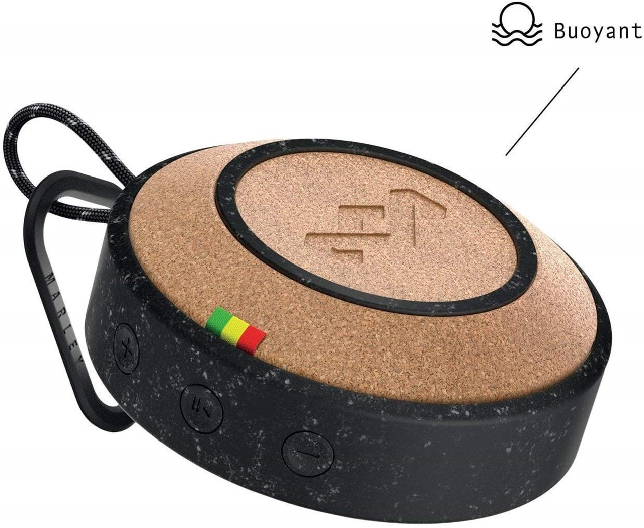 House Of Marley No Bounds Signature Black Bluetooth Speaker - 5