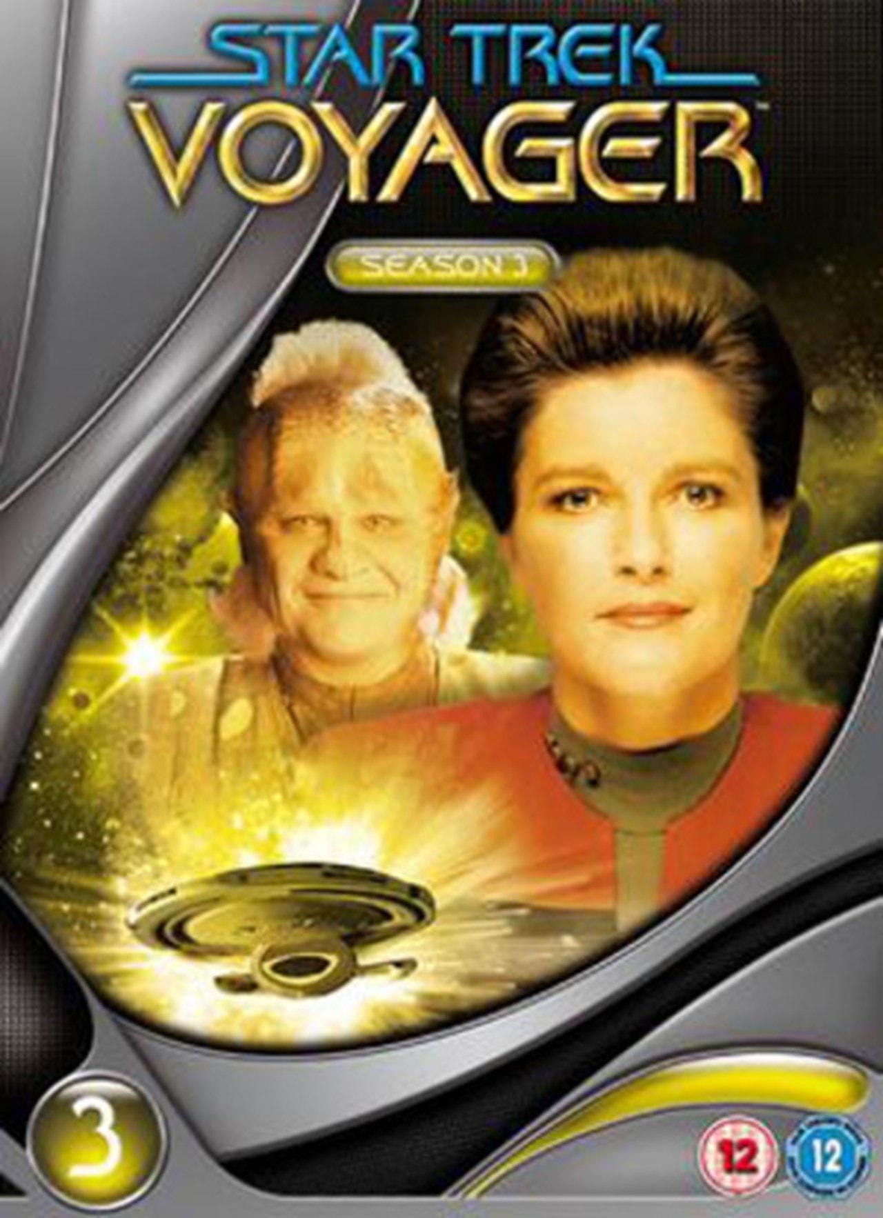 Star Trek Voyager: Season 3 - 1