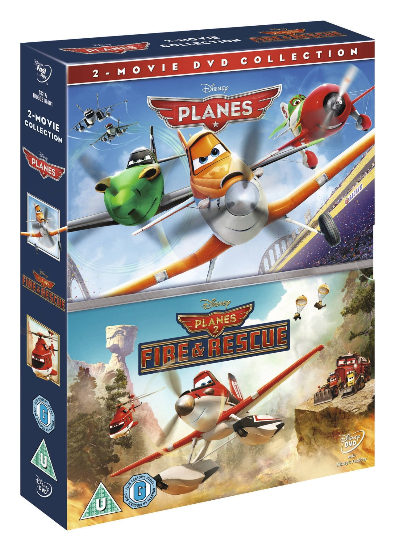 Planes/Planes: Fire and Rescue - 2