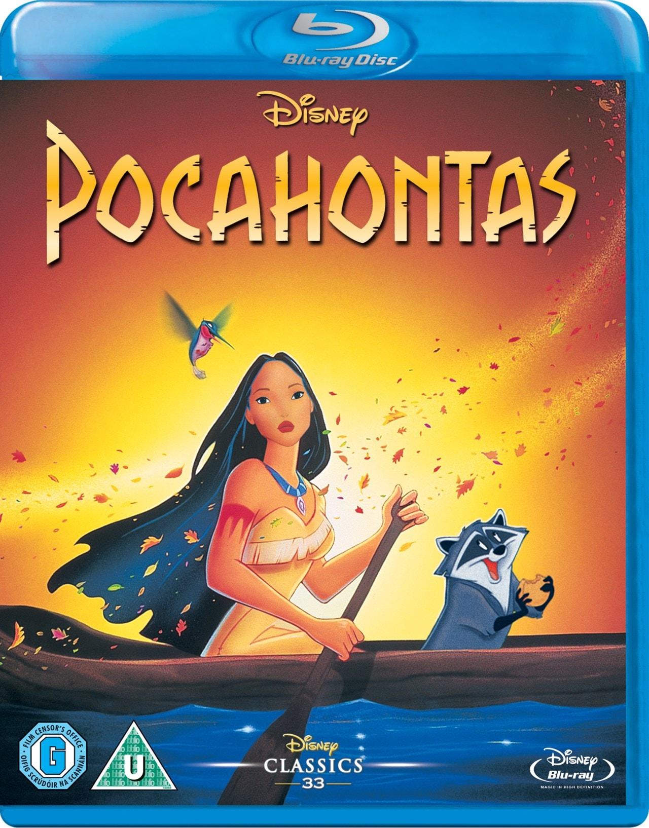 Pocahontas (Disney) - 3