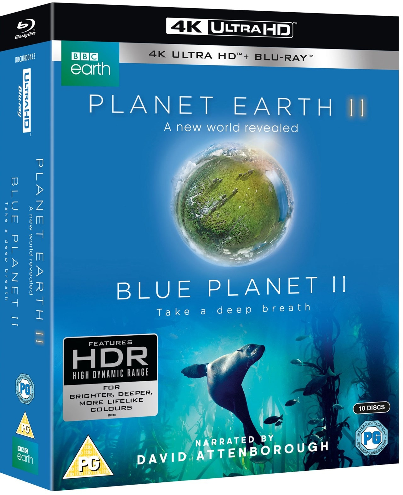 Planet Earth II/Blue Planet II - 2
