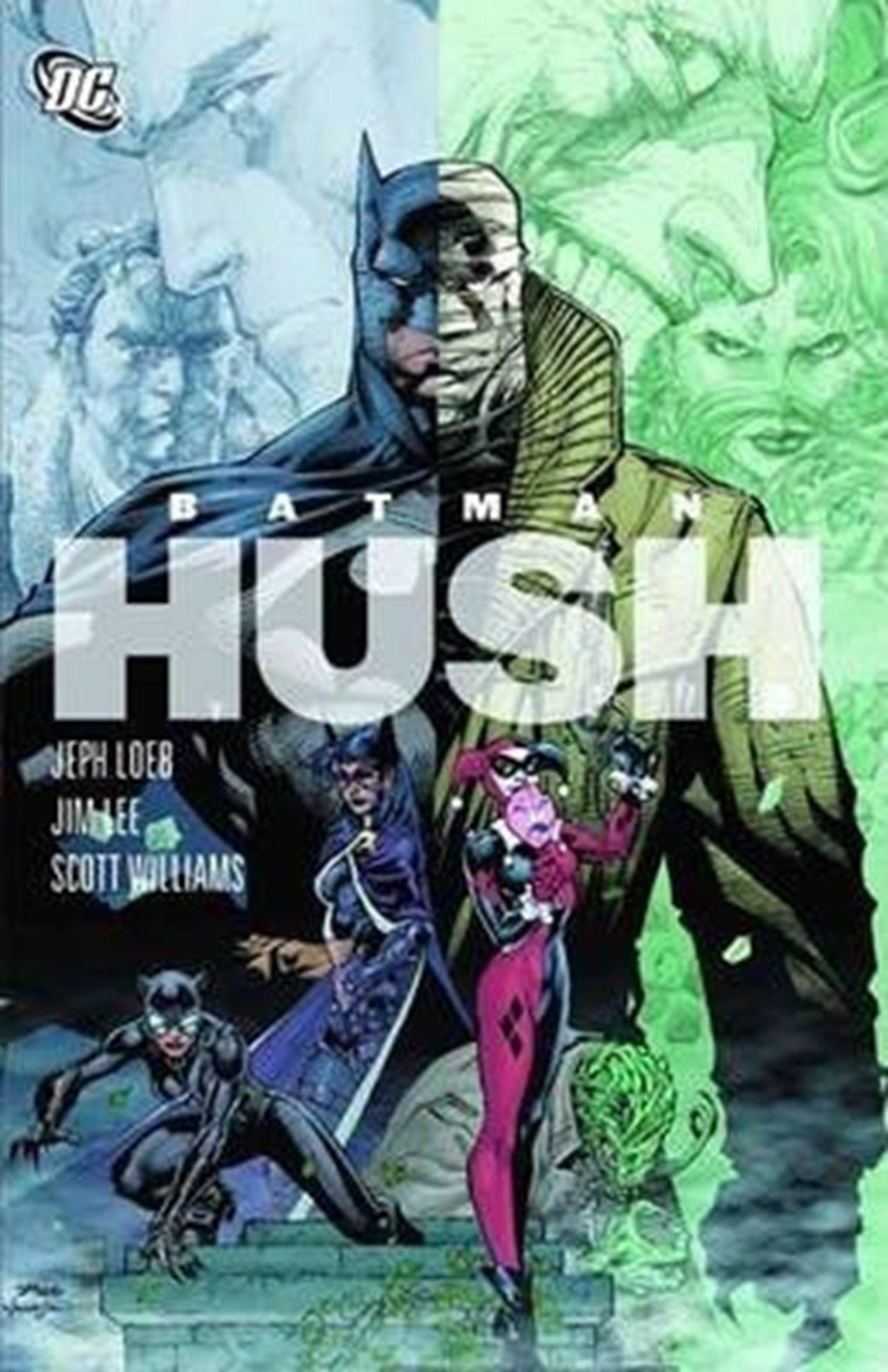 Batman: Complete Hush - 1