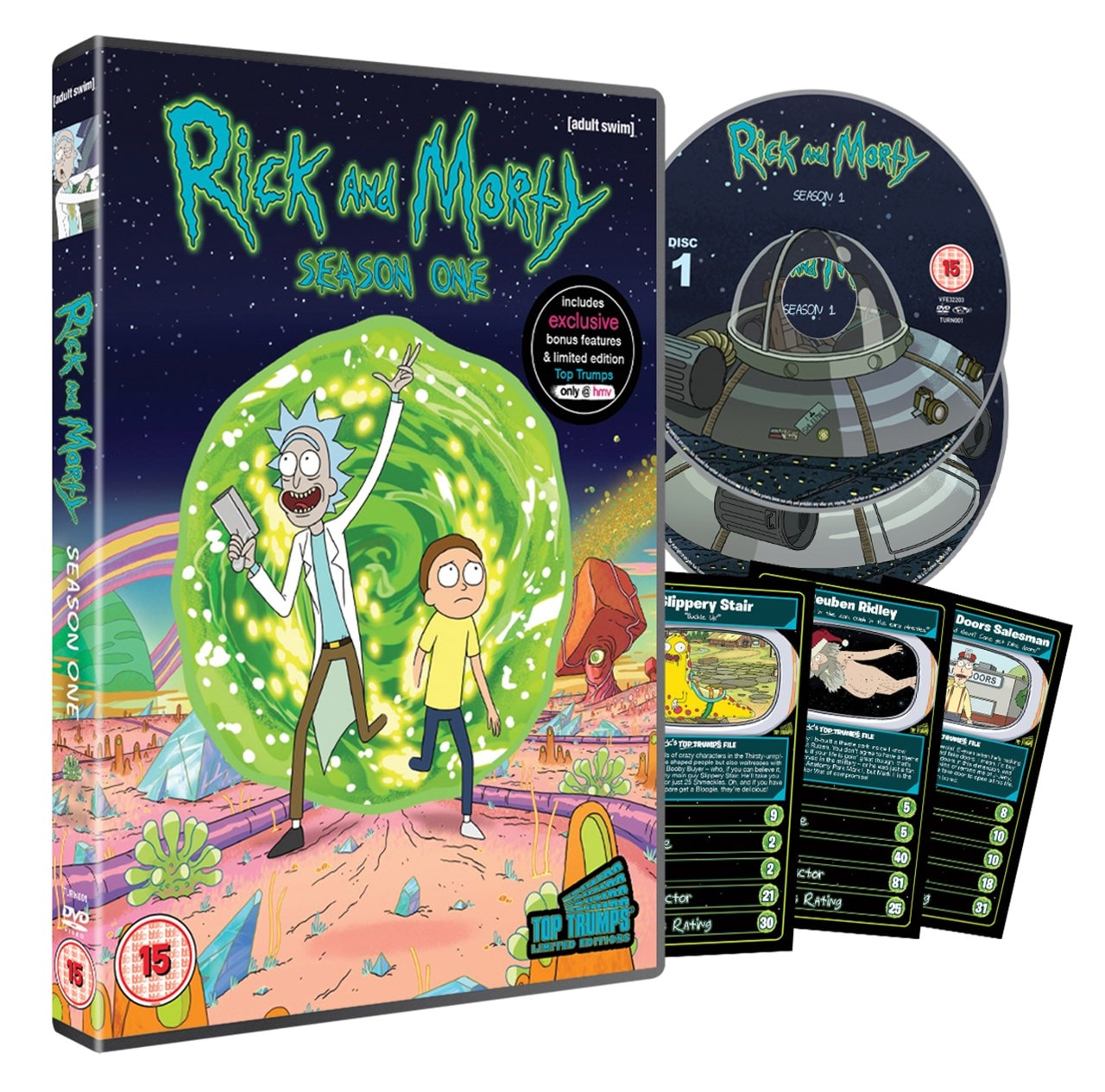 Rick and Morty: Season 1 - 3