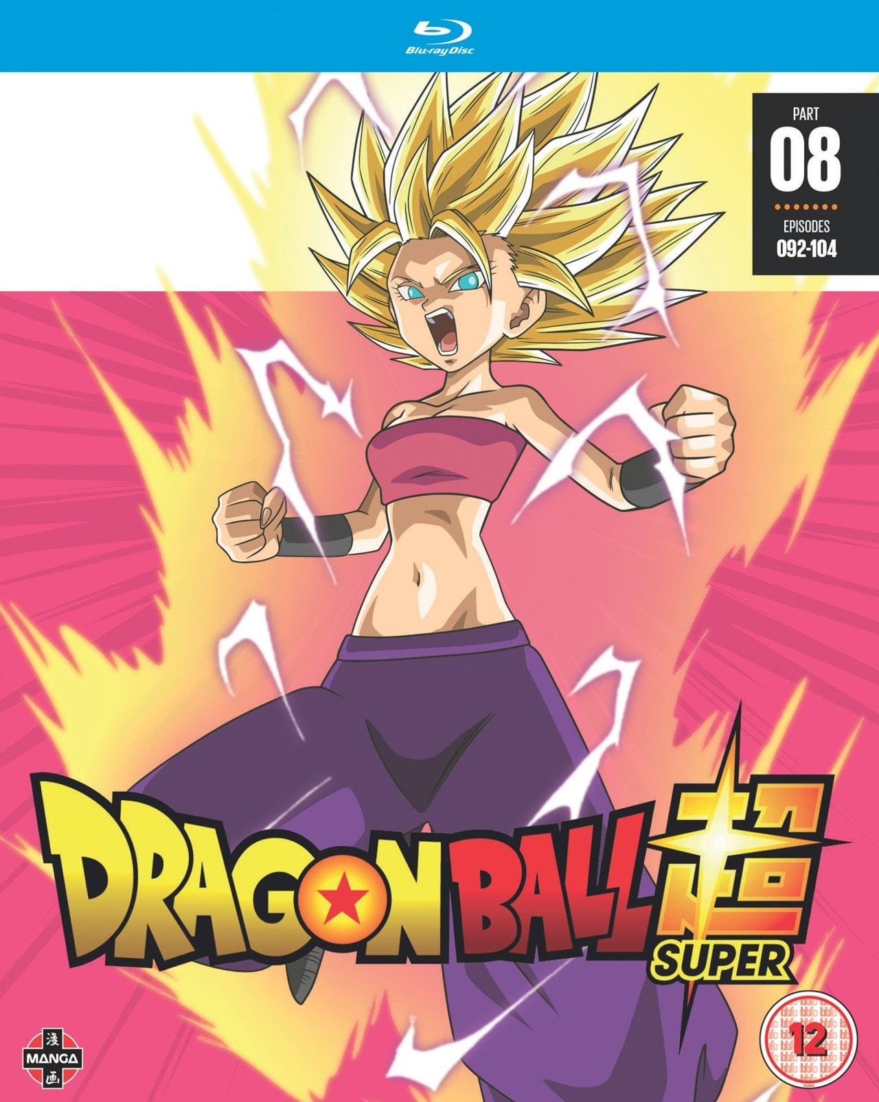 Dragon Ball Super: Part 8 - 1