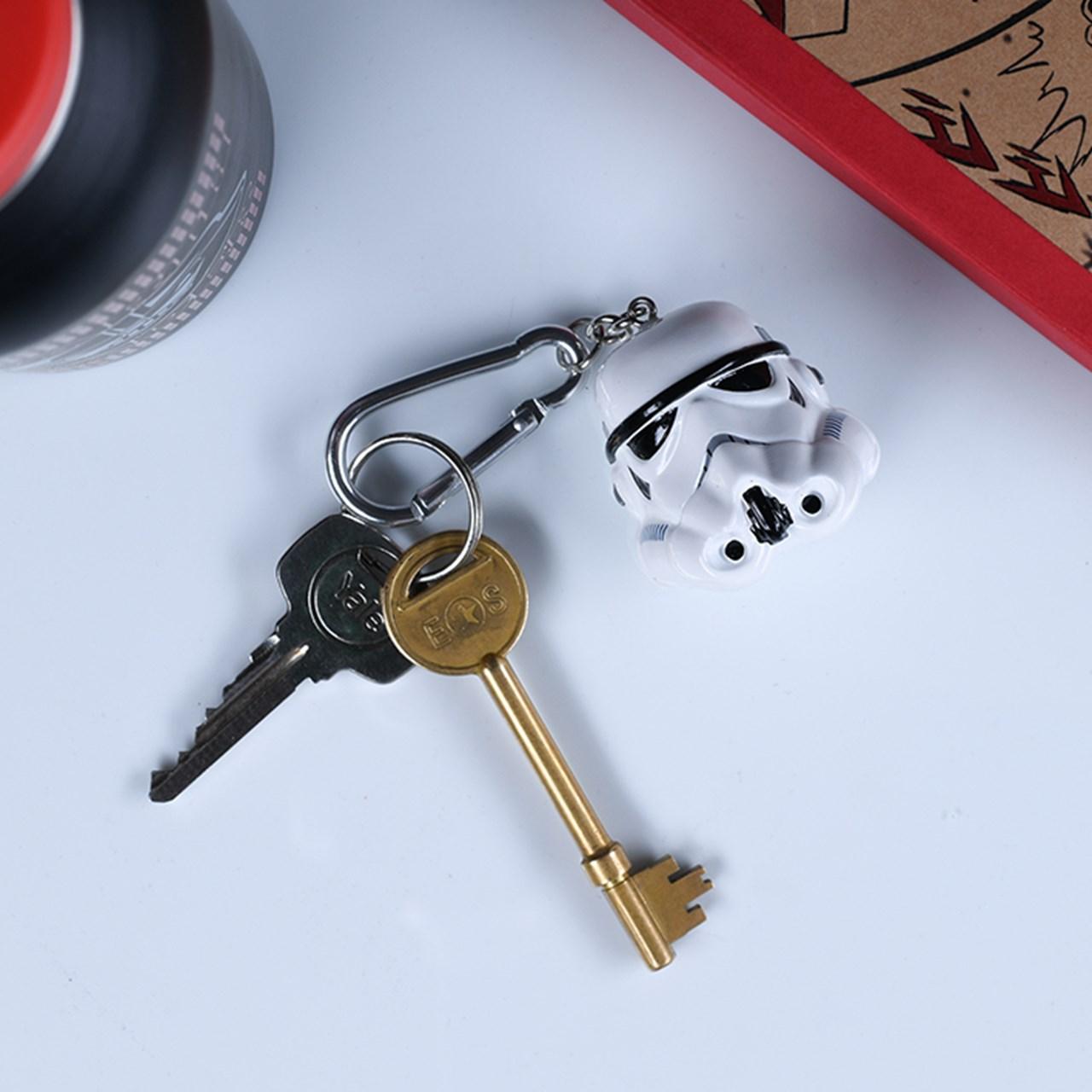 Stormtrooper: Star Wars 3D Keychain - 1