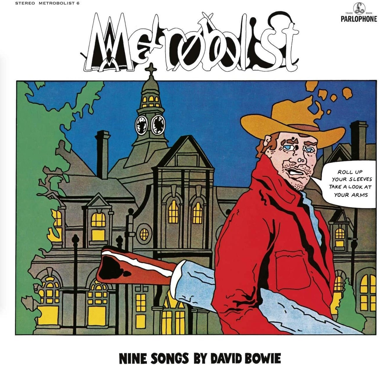 Metrobolist: Nine Songs By David Bowie - 1