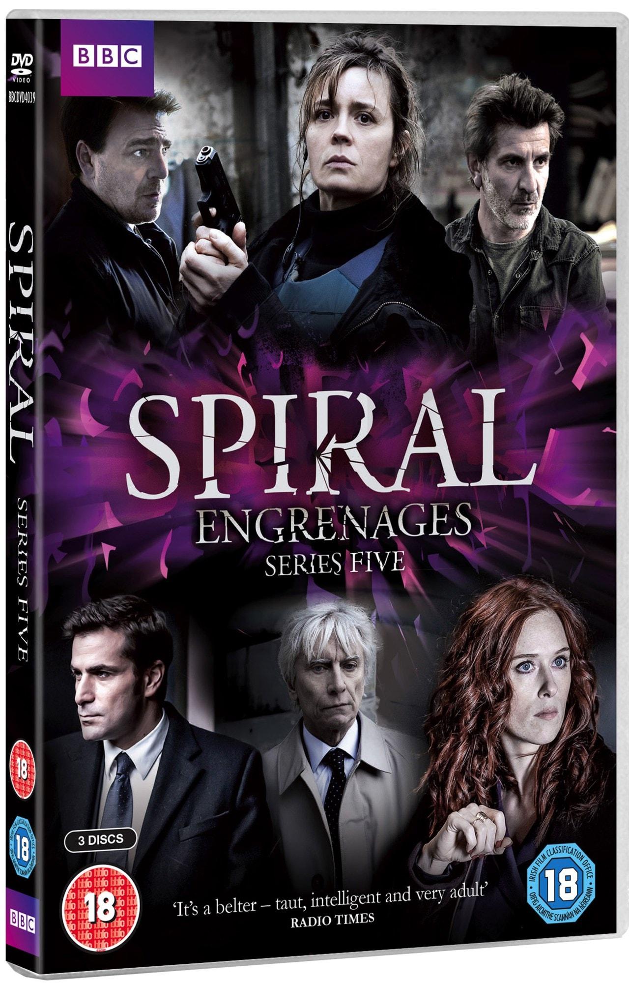 Spiral: Series Five - 2