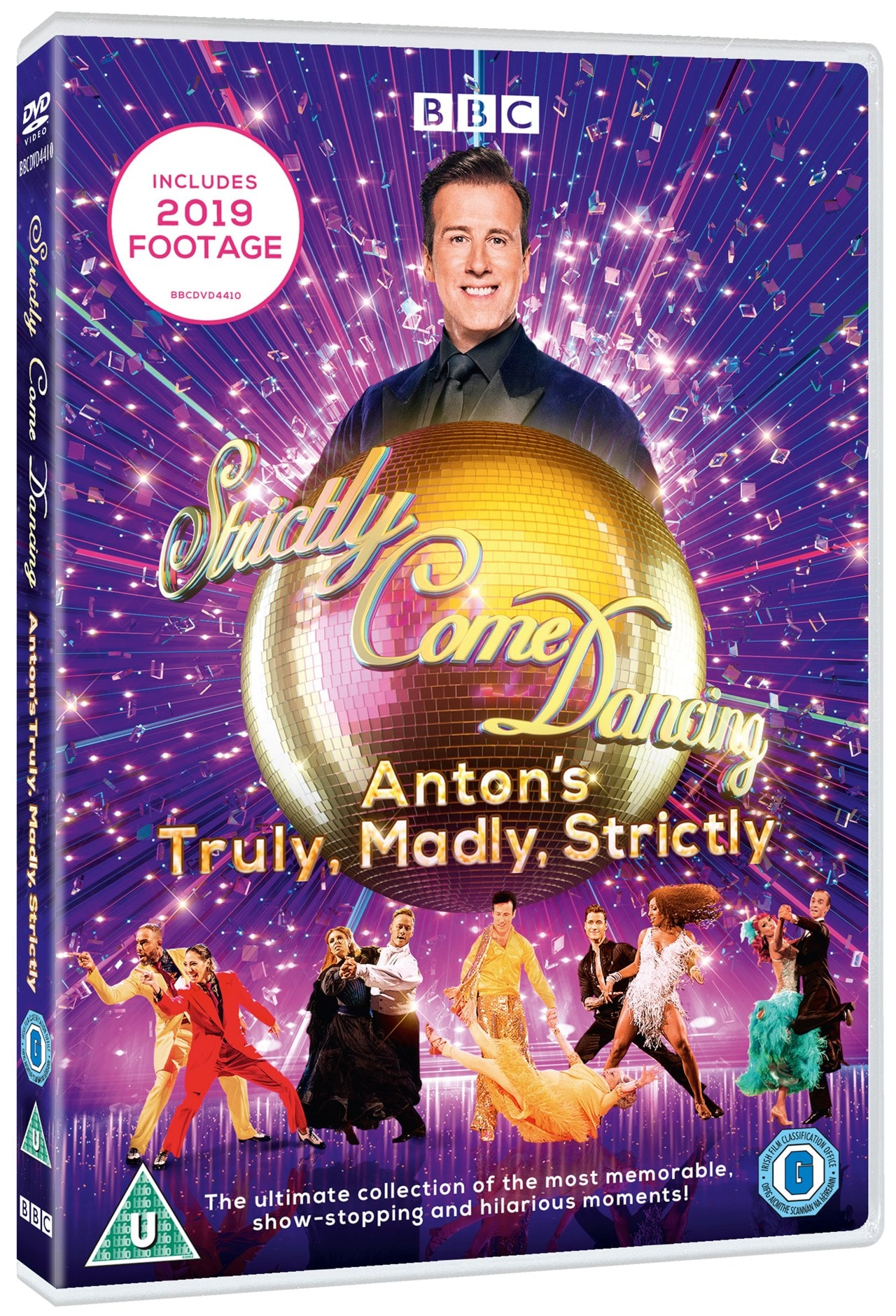 Strictly Come Dancing: Anton's Truly, Madly, Strictly - 2