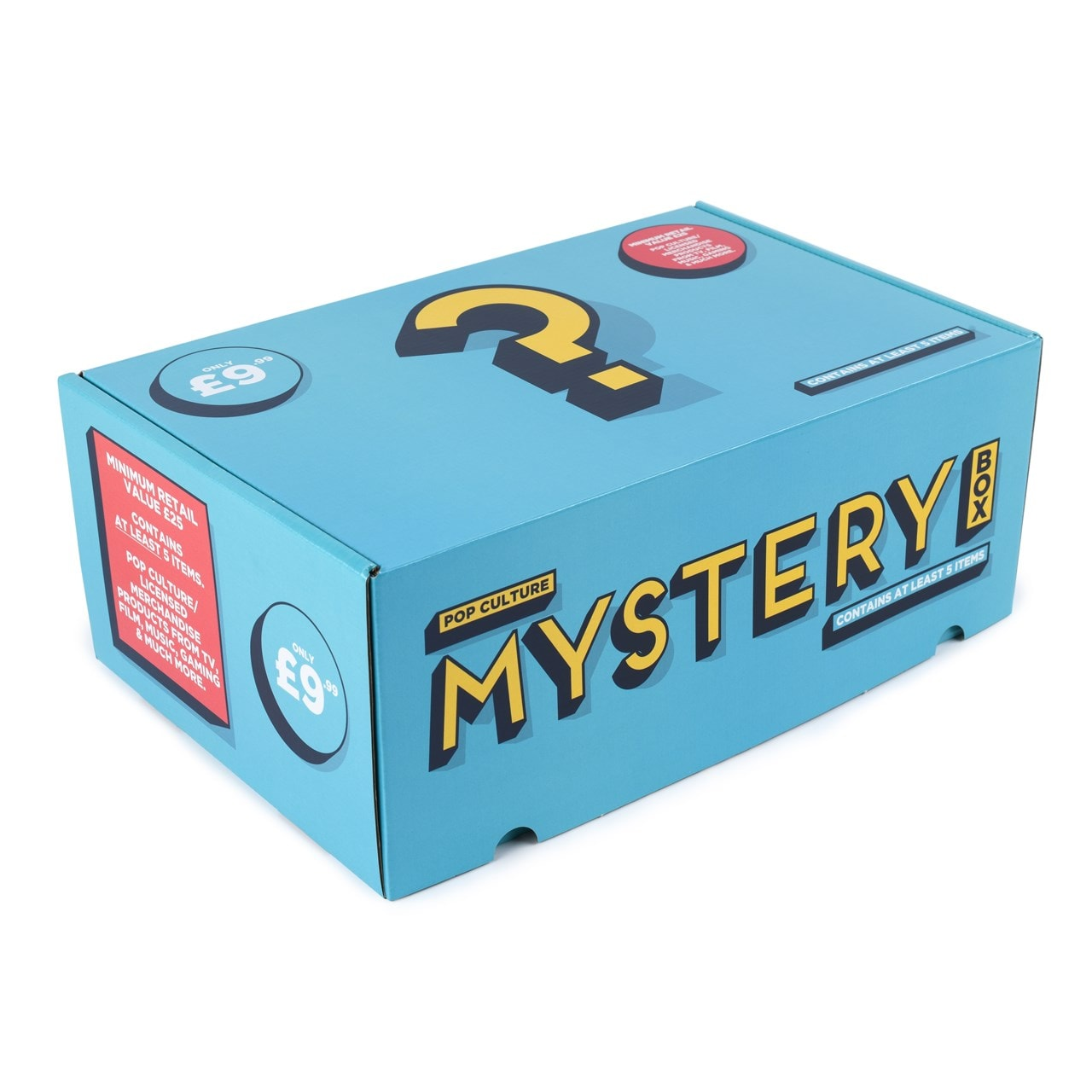 Fully Stocked! Mystery Box - 1
